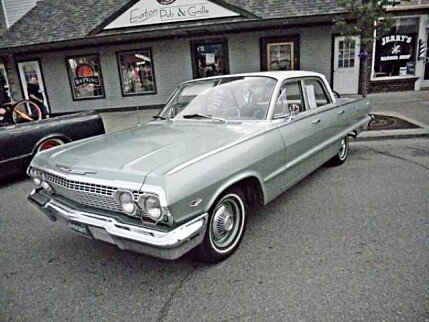 1963 Chevrolet Biscayne for sale 100826825