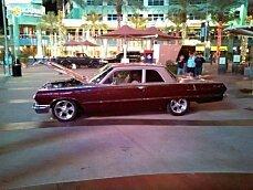 1963 Chevrolet Biscayne for sale 100826907