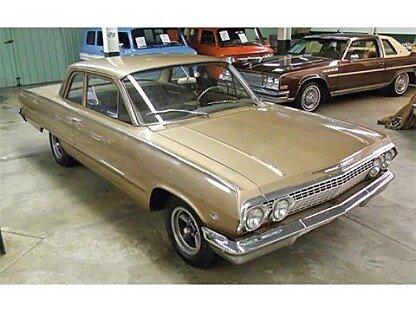 1963 Chevrolet Biscayne for sale 100843536
