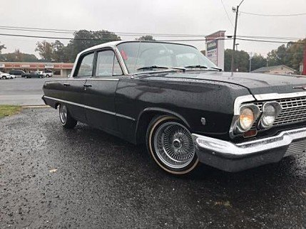 1963 Chevrolet Biscayne for sale 100926842