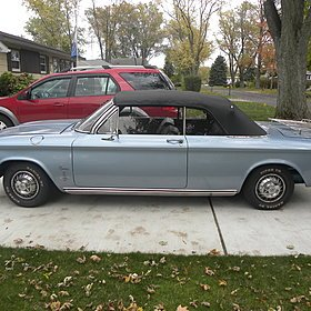 1963 Chevrolet Corvair for sale 100776756