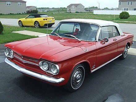 1963 Chevrolet Corvair for sale 100805919