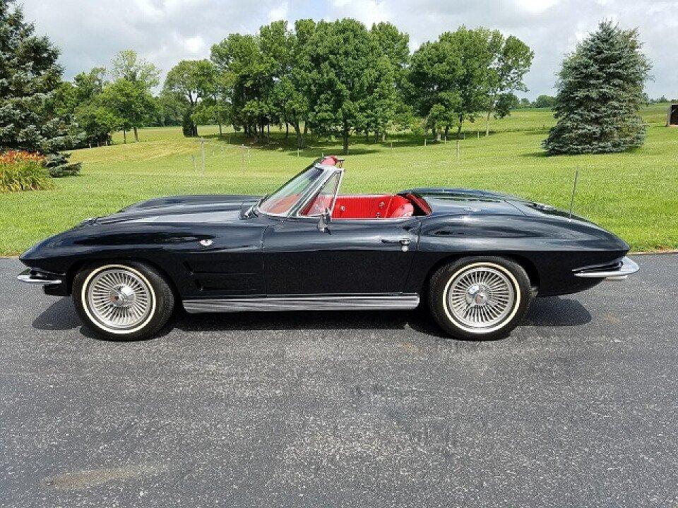 1963 Chevrolet Corvette for sale 100786762