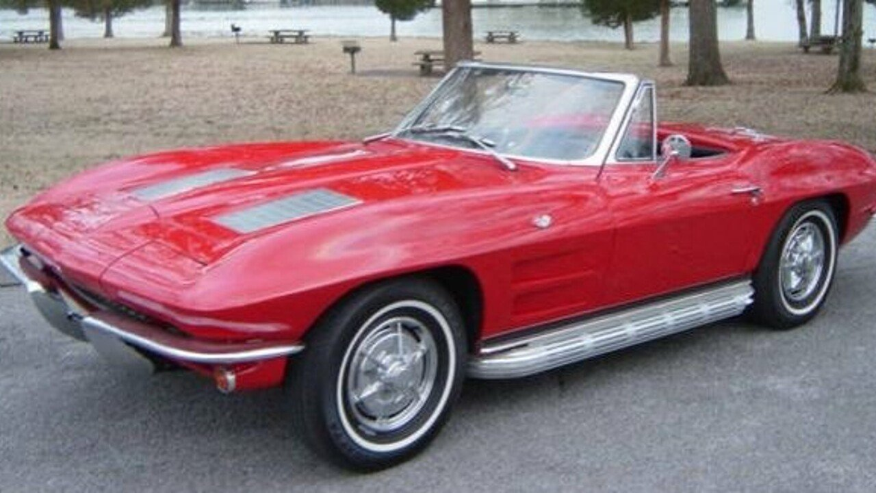 1963 Chevrolet Corvette for sale 100930157
