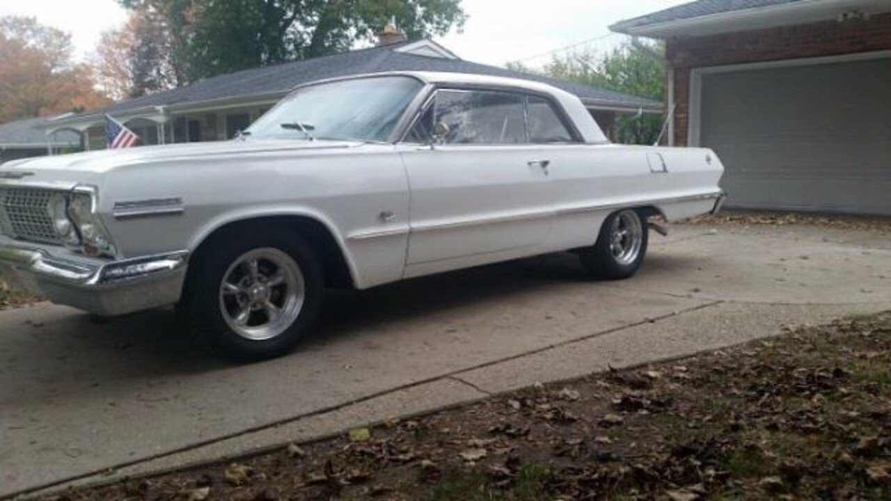 1963 Chevrolet Impala for sale 100913959