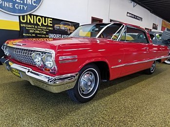 1963 Chevrolet Impala for sale 100989699