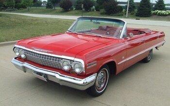 1963 Chevrolet Impala for sale 100805920