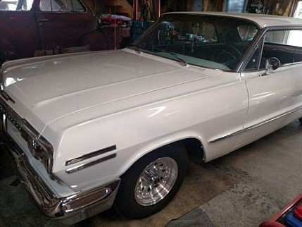 1963 Chevrolet Impala for sale 100826922