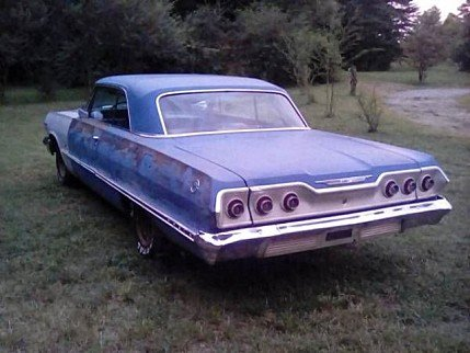1963 Chevrolet Impala for sale 100847952