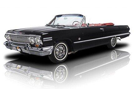 1963 Chevrolet Impala for sale 100876142