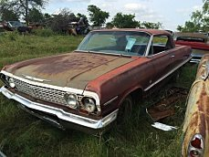 1963 Chevrolet Impala for sale 100876465