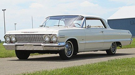 1963 chevrolet impala for sale 100886452