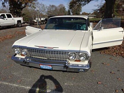 1963 Chevrolet Impala for sale 100926833