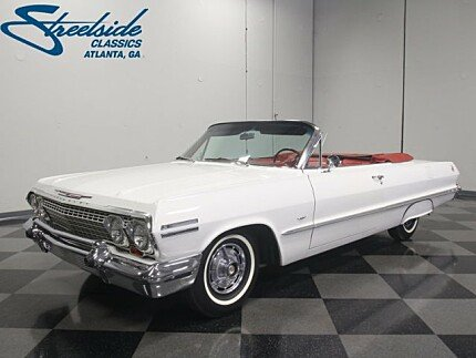 1963 Chevrolet Impala for sale 100945779