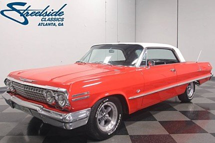 1963 Chevrolet Impala for sale 100957427