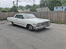 1963 Chevrolet Impala SS for sale 100965722