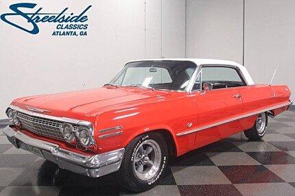 1963 Chevrolet Impala for sale 100975794