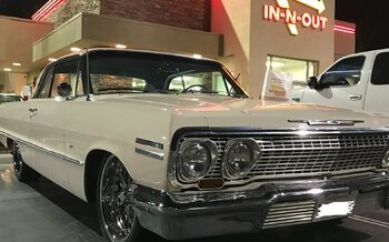 1963 Chevrolet Impala for sale 100981519