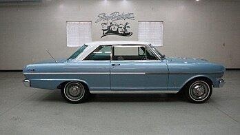 1963 Chevrolet Nova for sale 100019839
