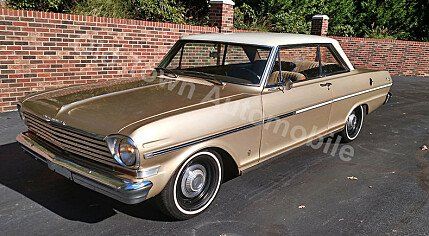1963 Chevrolet Nova for sale 100816665