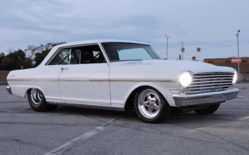 1963 Chevrolet Nova Coupe for sale 100928458