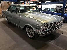 1963 Chevrolet Nova Coupe for sale 100903569