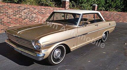 1963 Chevrolet Nova for sale 100816665