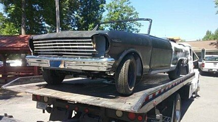 1963 Chevrolet Nova for sale 100826080