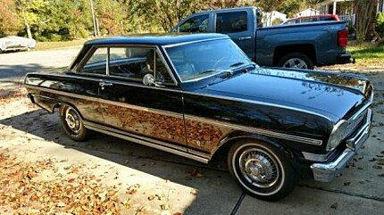 1963 Chevrolet Nova for sale 100843623