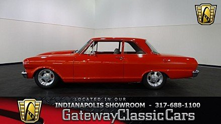 1963 Chevrolet Nova for sale 100950542