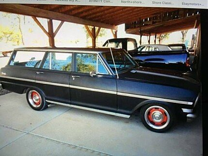 1963 Chevrolet Nova for sale 100952330