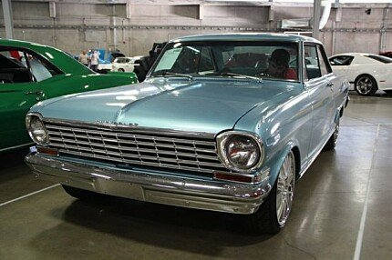 1963 Chevrolet Nova for sale 100953338
