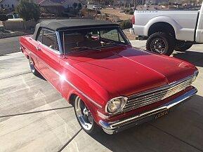 1963 Chevrolet Nova for sale 100962554