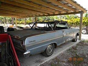 1963 Chevrolet Nova for sale 101005247