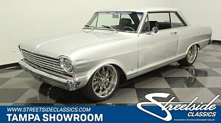 1963 Chevrolet Nova for sale 101011759