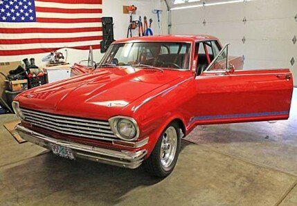 1963 Chevrolet Nova for sale 101012027