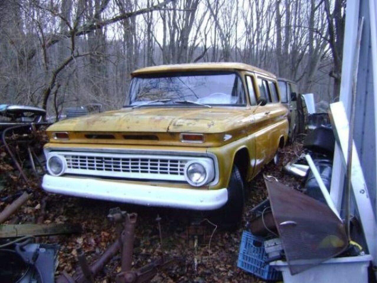 1963 Chevrolet Suburban for sale near Cadillac, Michigan ...