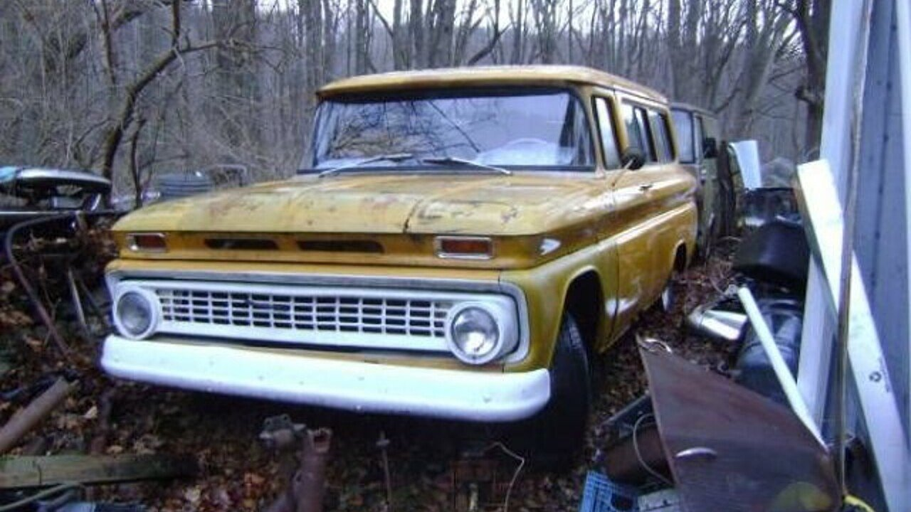 1963 chevrolet suburban for sale near cadillac michigan 49601 classics on autotrader. Black Bedroom Furniture Sets. Home Design Ideas