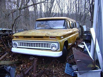 1963 Chevrolet Suburban for sale 100922022