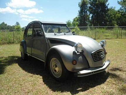 1963 Citroen 2CV for sale 100825960