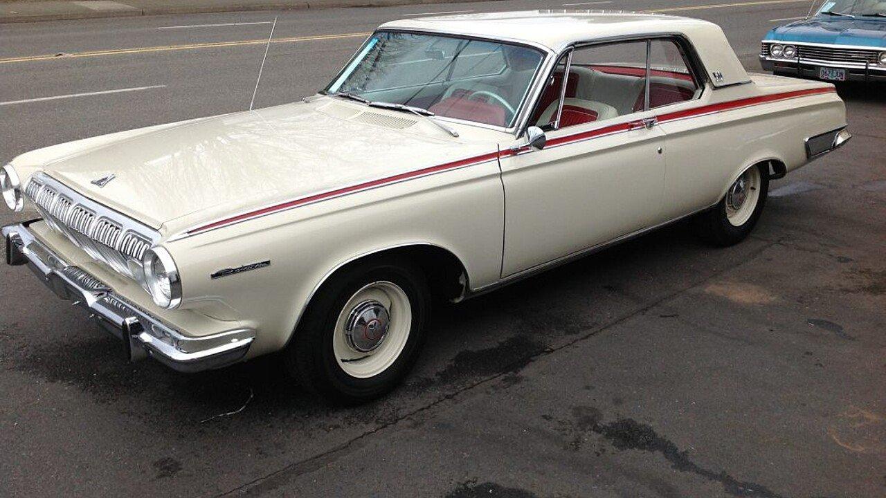 1963 Dodge Polara for sale near Portland, Oregon 97202 - Classics on ...