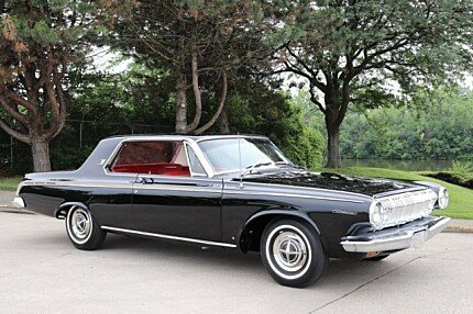 1963 Dodge Polara for sale 101012512
