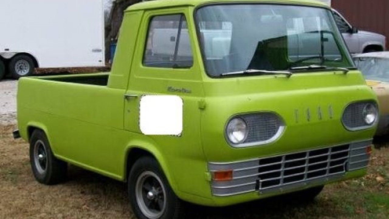 1963 ford econoline van for sale near cadillac michigan 49601 classics on autotrader. Black Bedroom Furniture Sets. Home Design Ideas