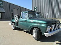 1963 Ford F100 2WD Regular Cab for sale 100958870
