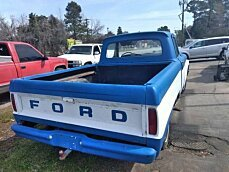 1963 Ford F100 for sale 100981704