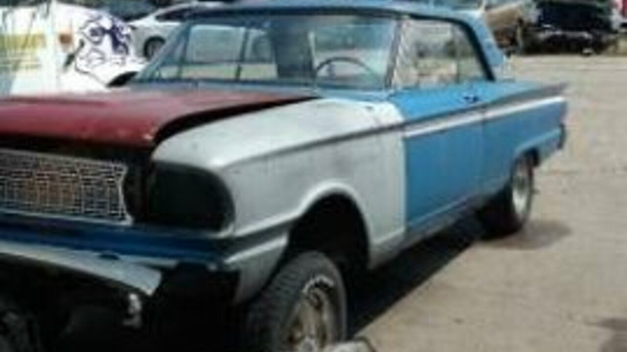 1963 Ford Fairlane for sale 100857493