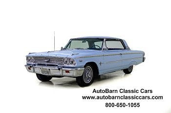 1963 Ford Galaxie for sale 100820271