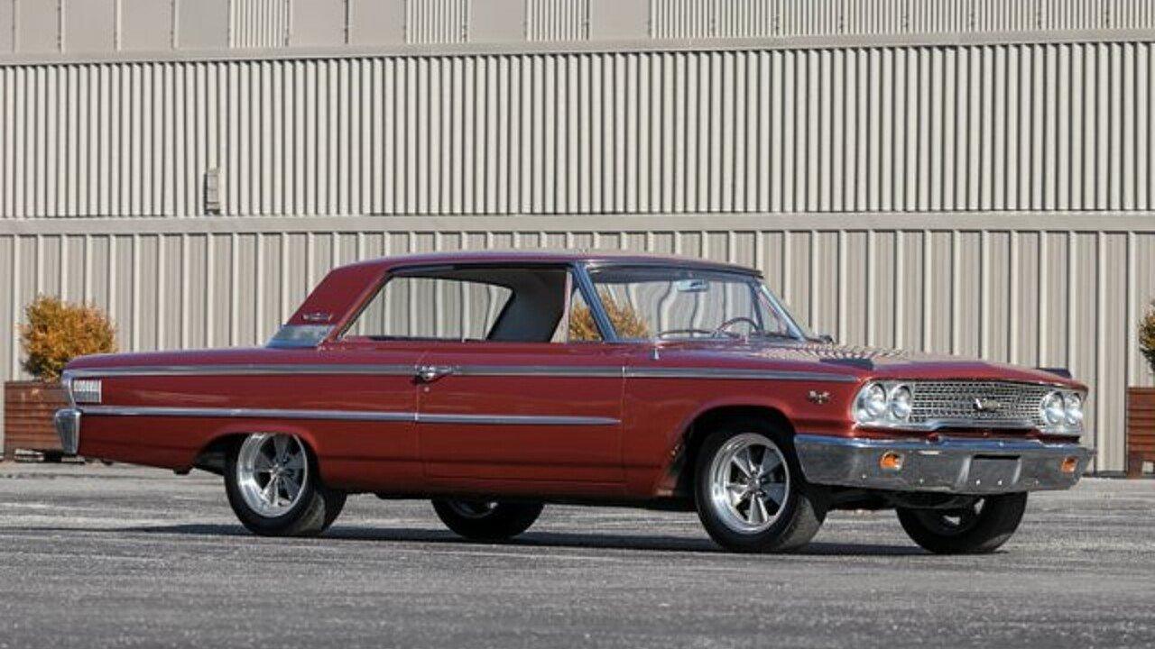 1963 Ford Galaxie for sale near Dallas, Texas 75207 - Classics on ...