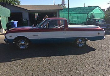 1963 Ford Ranchero for sale 100898187