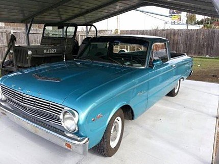 1963 Ford Ranchero for sale 100825871